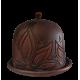 Глиняная форма для хлеба, купол 20см*22см