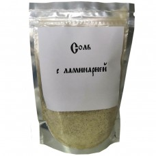 Соль с ламинарией, 250гр