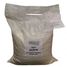 Мука Дурум из твердых сортов пшеницы. Второй сорт. 50 кг.