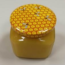 Мед натуральный разнотравье 400 мл