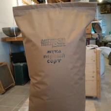 Мука пшеничная первого сорта, 50 кг.