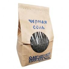 Черная соль костромская четверговая, 300 гр.