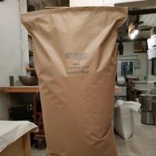 Мука цельнозерновая пшеничная оптом, фасовка по 30 кг. Минимальная партия - 120 кг.