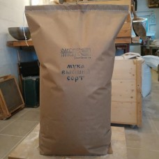 Шугуровская мука пшеничная высшего сорта, 50 кг