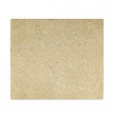Вулканический пекарский камень 39 х 33 х 2 см