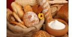 Мука для хлеба пекарни.
