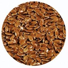 Семена коричневого льна БИО, 25 кг.