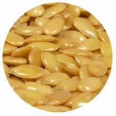Семена белого льна БИО, 25 кг.