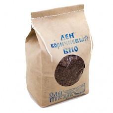 Семена коричневого льна БИО, 1 кг.