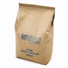 Семена коричневого льна БИО, 2 кг.