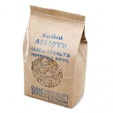 Каша ассорти БИО (пшеница, рожь, спельта и полба), 1 кг.