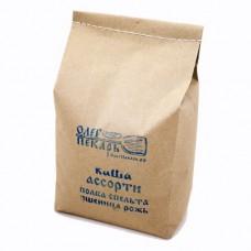 Каша ассорти БИО (пшеница, рожь, спельта и полба), 2 кг.