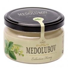 Крем-мёд Медолюбов мятно-липовый 250мл
