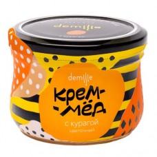 Крем-мёд Демилье с курагой 250мл