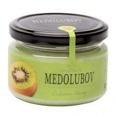 Крем-мёд Медолюбов с киви 250мл