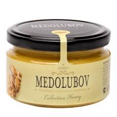 Крем-мёд Медолюбов с прополисом 250мл