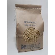 Зерно ячмень в шелухе, БИО, 5 кг.