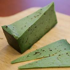 Сыр Базилик (зеленый или фиолетовый), 100 гр.