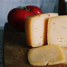 Сыр с вялеными томатами, 100 гр.