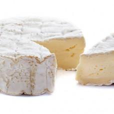 Полумягкий сыр с белой плесенью (по рецепту изготовления Камабера),100 гр.