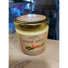 Крем-мед Сосновая пыльца, 250 гр