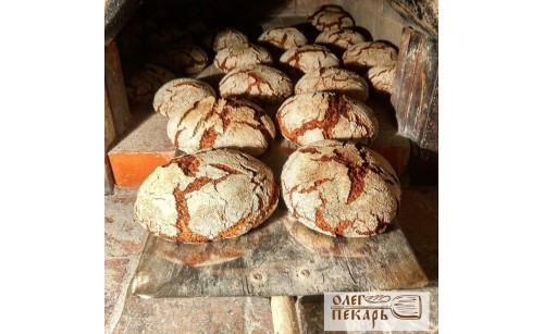 Ржаной подовый хлеб на закваске. Привоз в среду и субботу, заказ накануне.