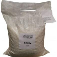 Зерно рожь, БИО, 5 кг. Шугуровское органическое